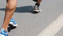 Runnig workshop legs